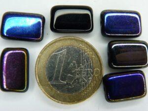 0010072 Zwart met paars afgeronde rechthoek.-0