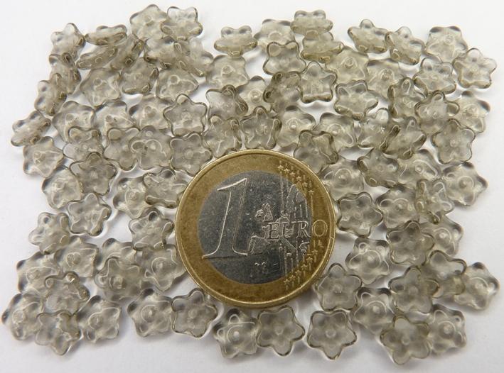 0020010 Black Diamond bloemetje.-0