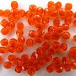 0060101 Hyacinth facet 2.5 mm. 75 Stuks-0