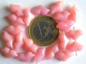 0070059 Roze mondvormig ( lippen)-0