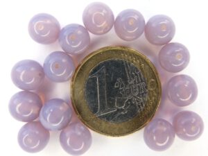 08-R-21050 Violet ( paars) Opal rond 8 mm.-0