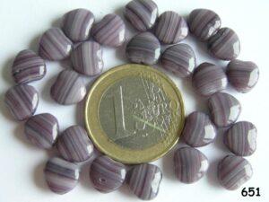 0080251 Paars gemeleerd hartje-0