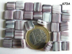 0080252 Lichter paars violet vierkantje-0