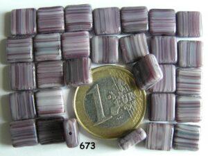 0080253 Paars violet vierkantje-0