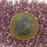 0080530 Med. Amethyst facet, 3 mm.-0