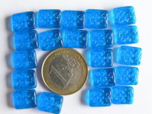 0090205 Aqua/Blauw rechthoekig-0
