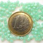 0100357 Milky Aquamarine facet 3 mm, 75 Pc.-0