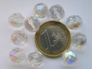 0150125 Crystal facet met AB 10 mm.-0