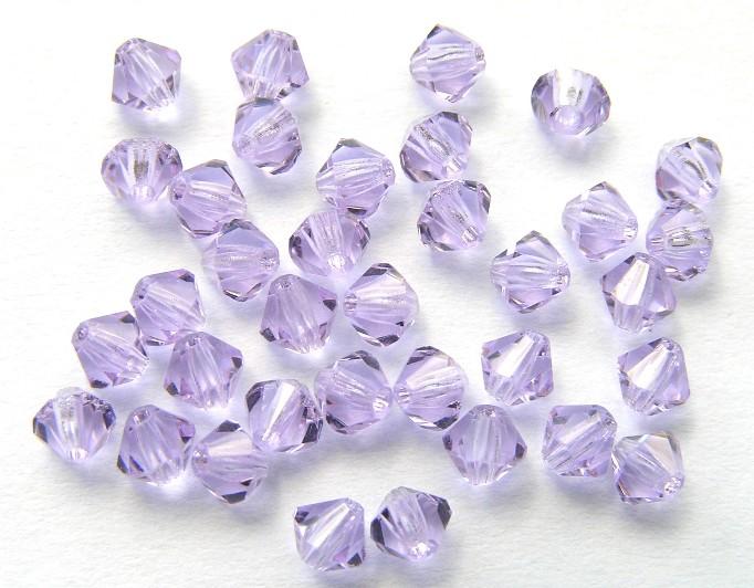 03-MC-20300 Bicones Violet 50 Pc.-0