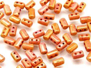 Rul-03000-14497 Opaque White Copper Lumi Luster Rulla 10 gram-0