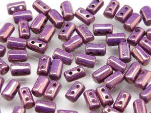 Rul-03000-15726 Chalk white Lila Vega Luster Rulla 10 gram-0