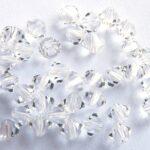 03-MC-00010 Bicone Crystal. 50 Pc.-0