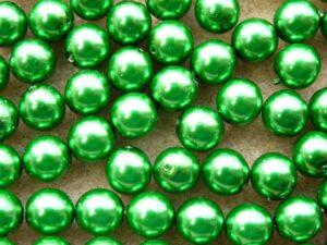09-132-19001-70459 Peridot Green Parel. 25 stuks-0