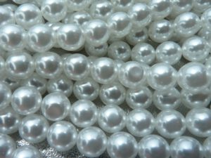 12-132-70400 White 12 mm. 10 Pc.-0