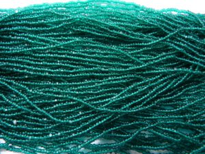 13/0-50710 Charlottes Transparent Emerald 10 gram-0