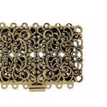 14698-07-26 Slot met Springtong mechanisme 23 Krt old Gold Pl.-0