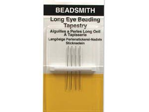 ZB19828 (BN 280) Long Eyed Beading Tapestry Needle 32 mm.-0