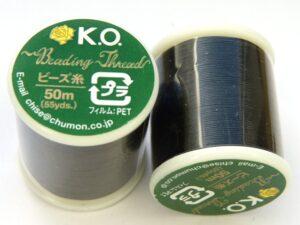 KO 02, KO draad, Black-0