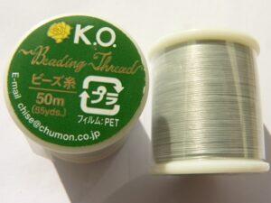 KO 04, KO draad, Light Grey-0