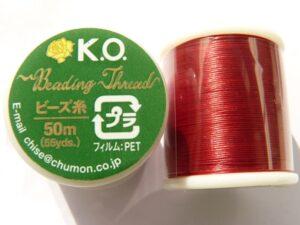 KO 06, KO draad, Rich Red-0