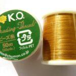 KO 09, KO draad, Gold-0
