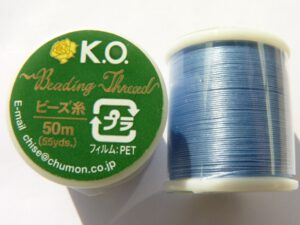 KO 11, KO draad, Light Blue-0
