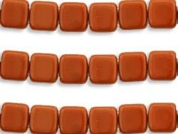 CMT-13600 CzechMates Tile Bead Umber 20 st.-0