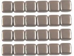 CMT-25005AL CzechMates Tile Pastel Pearl Grey/Brown 12 Pc.-0