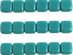 CMT-63140 CzechMates Tile Green Turquoise 20 st.-0