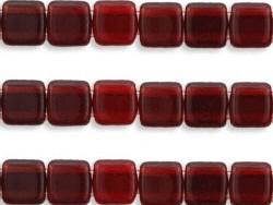 CMT-90100 CzechMates Tile Ruby. 20 stuks-0