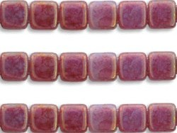 CMT-22310LP Pink/Topaz Luster - Milky Alexandrite 16 st.-0