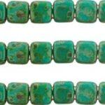 CMT-63150T CzechMates Tile Picasso – Persian Turquoise Tile 20 Pc.-0
