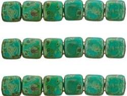 CMT-63150T CzechMates Tile Picasso - Persian Turquoise Tile 20 Pc.-0