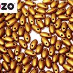 Riz-00030-01740 Crystal Brass Gold-0