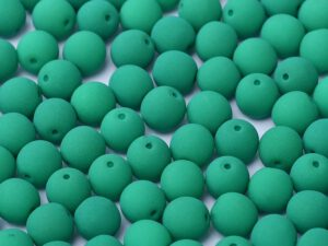 02-R-25128 Neon Dark Emerald 2 mm. 100 Pc.-0