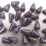 SP-5×8-01000-15781 White Opal met Purple Iris Luster. 20 stuks-0
