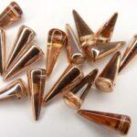 SP-7×17-00030-27101 Crystal Capri Gold 14 stuks-0