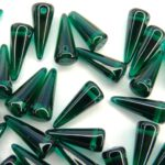 SP-5×13-50740 Dark Emerald 25 Stuks.-0