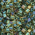 TG-11-0243 Inside-Color Topaz/Opaque Emerald Lined-0