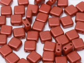 TH-00030-01890 2Hole Square Lava Red, 20 Pc.-0