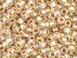 TR-08-0994 Gold-Lined Rainbow Crystal-0