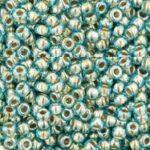 TR-11-0990 Gold-Lined Aqua-0
