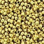 TR-11-PF0559 Permanent Finish – Galvanized Yellow Gold-0