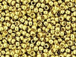 TR-11-PF0559 Permanent Finish - Galvanized Yellow Gold-0