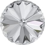 14 mm. 001 Crystal Foiled 1122 Swarovski Rivoli-0