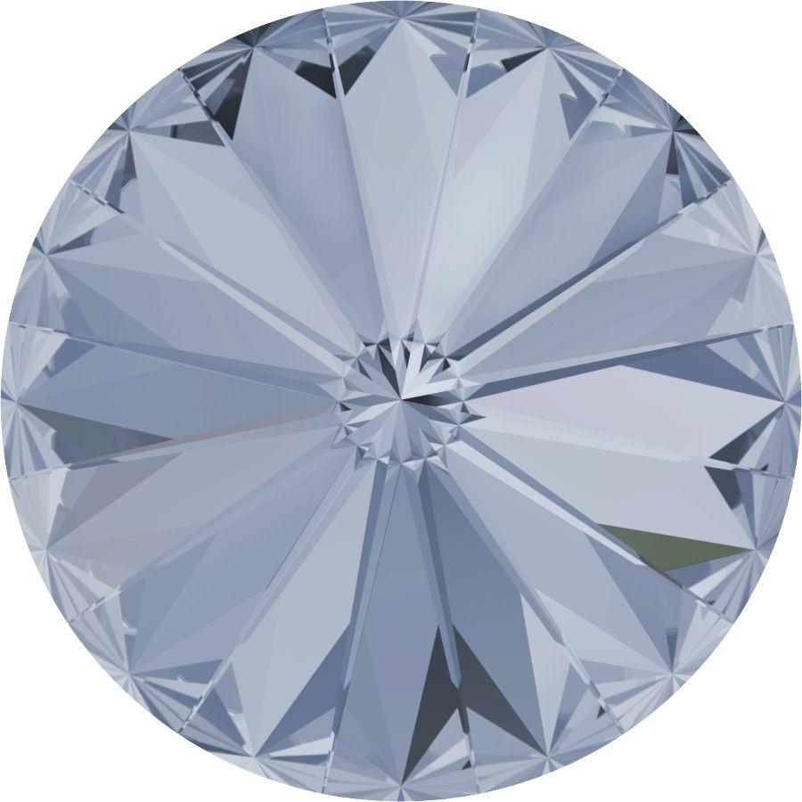 14 mm. 001-BLSH Crystal Blue Shade 1122 Swarovski Rivoli-0