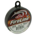 FL06CR50 Fireline Crystal Clear 6 LB 0.15 mm. 45 meter-0