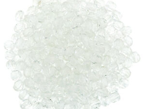 0150099 Crystal facet 2.5 mm. 75 stuks-0