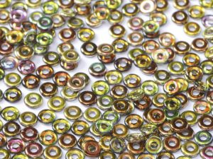O-00030-95400 Magic Green O bead ® 5 gram-0