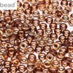 O-20060-27101 Amethyst Capri Gold O bead ®  5 gram-0